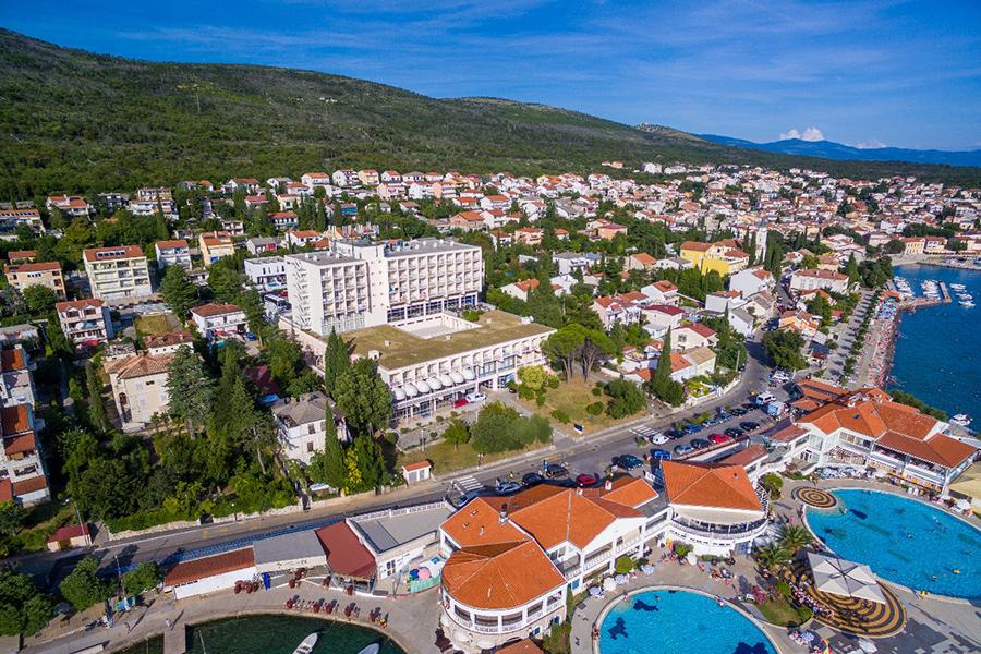 Hoteli i kampovi crikveničkog Jadrana