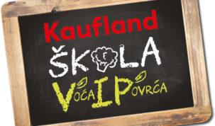 Čak 9 osnovnih škola iz Zagreba svakog će tjedna od Kauflanda dobivati svježe voće i povrće