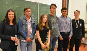 Janina ambasadorica Vernesa Smolčić ugostila mlade astrofizičare