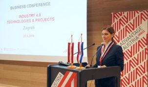 poslovni susret Industrija 4.0 – Tehnologije i projekti