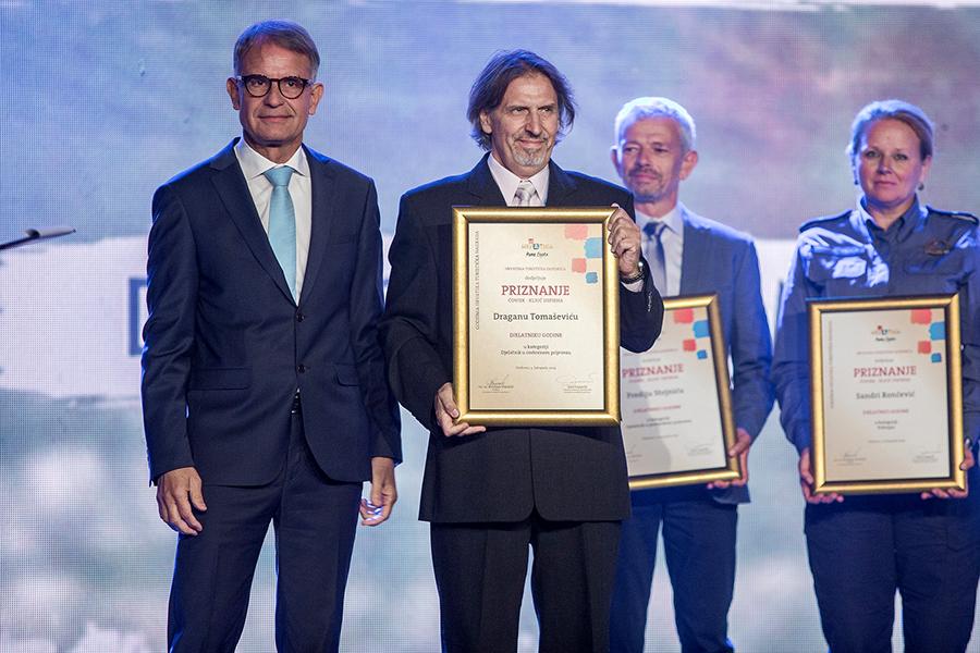 Zaposlenici i hoteli Valamar Riviere dobitnici prestižnih nagrada na Danima hrvatskog turizma