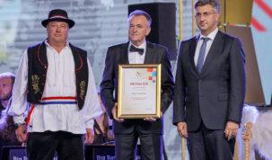 Valamaru nagrada za najbolji hotel, najbolji restoran i 'Anton Štifanić' za pojedinca godine