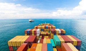 Usporavanje rasta robne razmjene EU