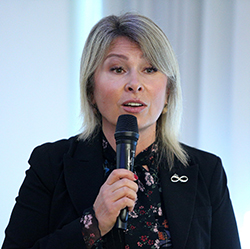 Gordana Picek, voditeljica Marketinga i PR-a dm Hrvatska