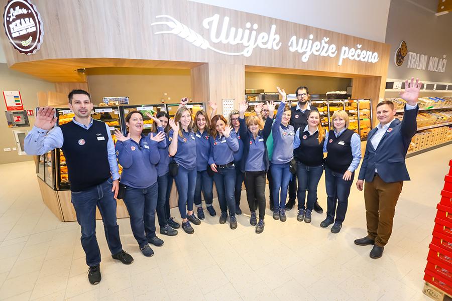 Lidl Hrvatska otvorio je svoju stotu trgovinu