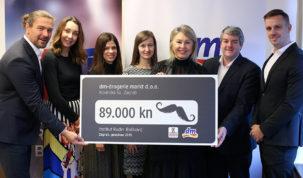 dm donirao 89.000 kuna Institutu Ruđer Bošković za istraživanje raka prostate