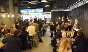 Otvoren prvi slovenski burger bar Lars&Sven