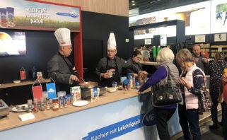 Podravkin nacionalni restoran na sajmu Zeleni tjedan 2020. u Berlinu
