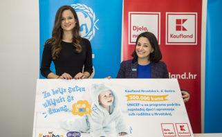 Kaufland donirao UNICEF-u 300.000 kuna