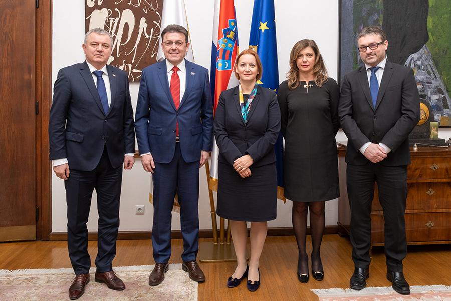 Robna razmjena s Albanijom porasla za 35 posto