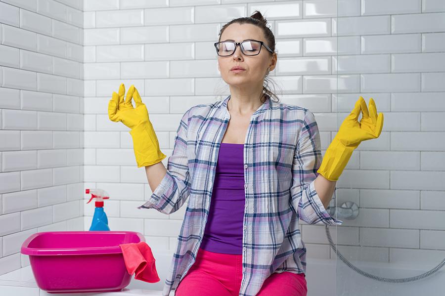 Četiri savjeta za čistu kupaonicu