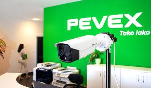 Nakon specijalnih zaštitnih mjera za kupce i zaposlenike u prodajnim centrima Pevex ih uveo i u prostore Uprave
