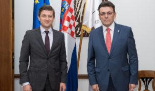 Zdravko Marić i Luka Burilović