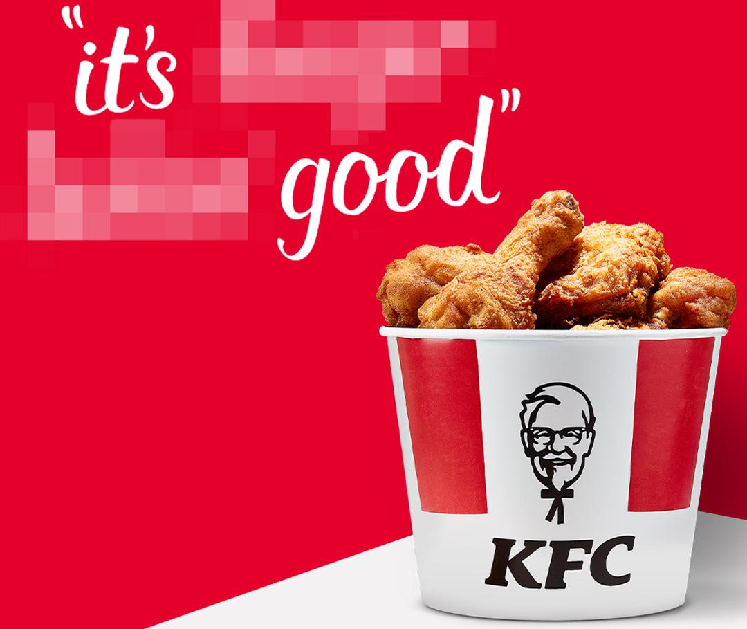 KFC mijenja slogan kompanije koji ih prati već 64 godine!