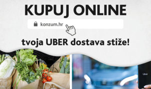 Konzum i Uber