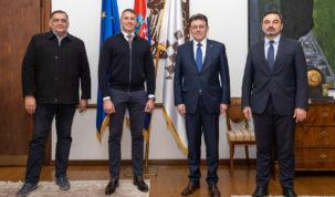 1-Nikica Pažin, Vjekoslav Vuković, Luka Burilović, Ivan Barbarić