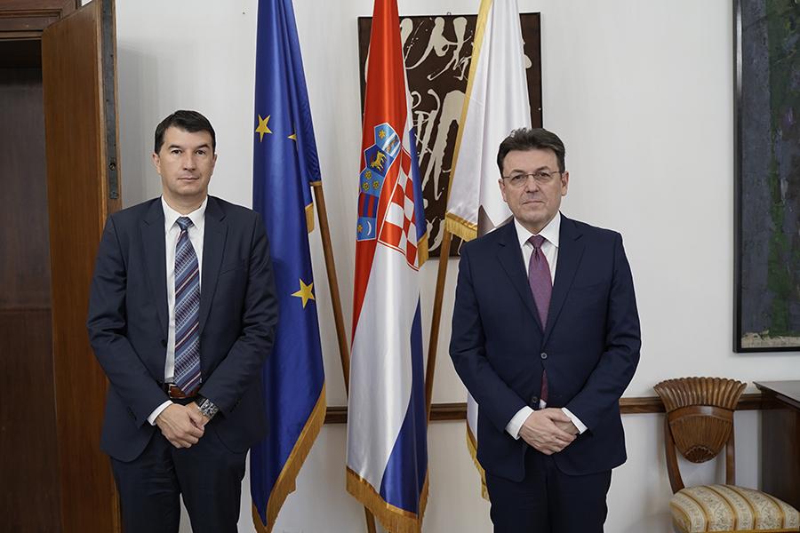 Zdravko Vukić i Luka Burilović