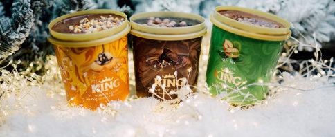 1-Nove Ledo King čaše od 450 ml