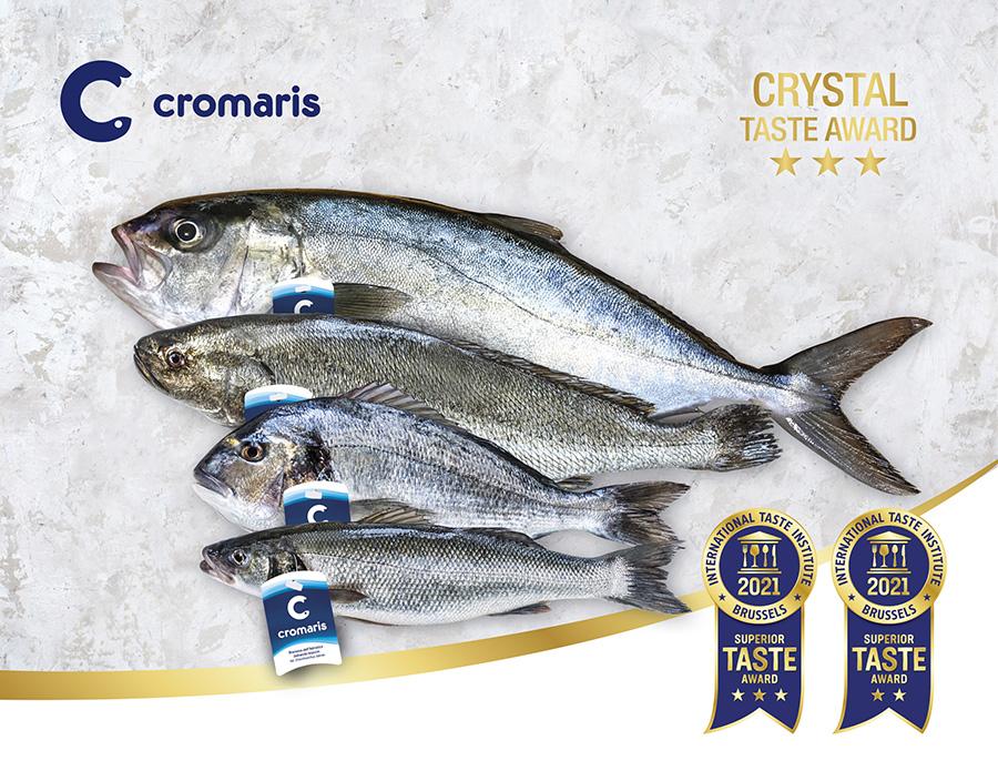 Cromarisovim proizvodima i ove godine najviše svjetsko priznanje za kvalitetu