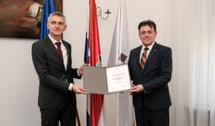 Gordan Kolak i Luka Burilović