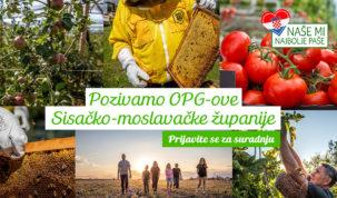Kaufland poziva male proizvođače Sisačko-moslavačke županije na suradnju
