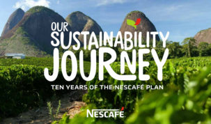 Nescafe plan visual