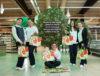 """Konzumova inovativna izložba """"Poruke iz šume"""" naglasak stavlja na važnost smanjenja količine plastičnog otpada"""