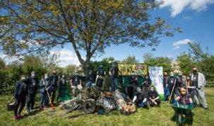 Žuja krenula s čišćenjem ilegalnih deponija po Hrvatskoj