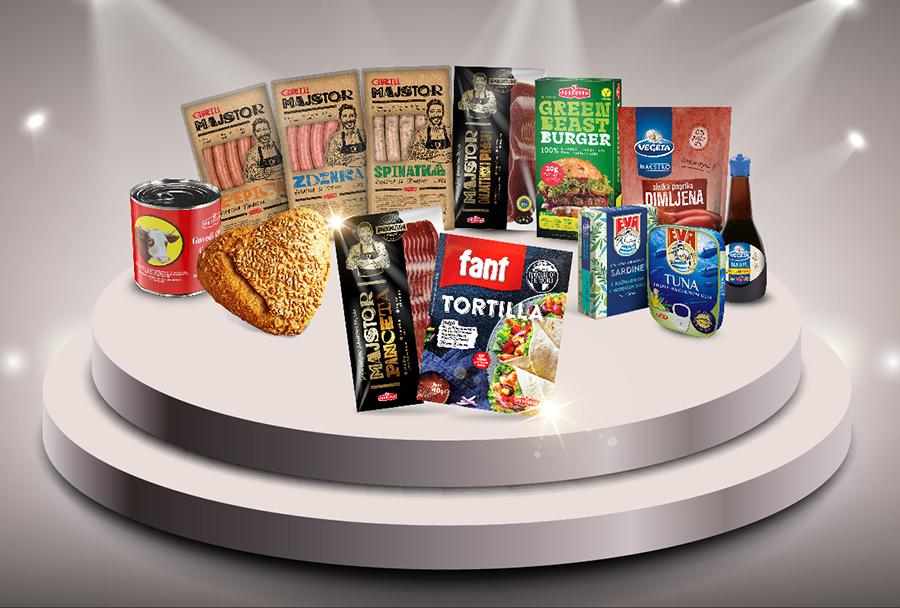 Podravka osvojila 13 odličja Superior Taste Award – prestižne nagrade u segmentu prehrane u svijetu