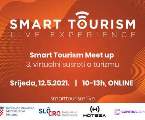 3. SMART TOURISM MEET UP - Susreti profesionalaca o pametnom turizmu i budućnosti turizma