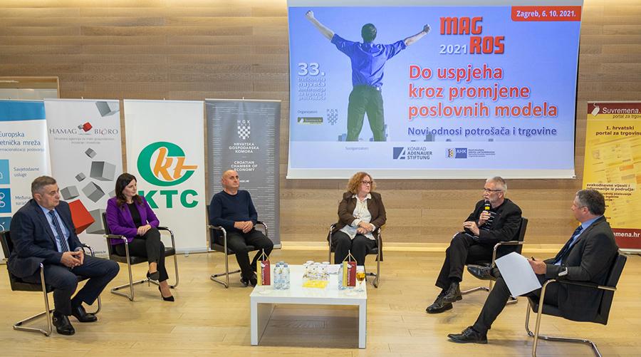 Ivica Katavić, Tomislava Ravlić, Ivan Ćibarić, Suzana Kolesar, Krešimir Sever, Tomislav Cerovec