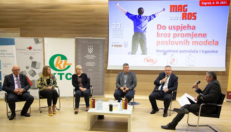 Damir Šegović, Iva Debanić, Renata Kalčić, Hrvoje Šimić, Bernard Gršić, Tomislav Cerovec